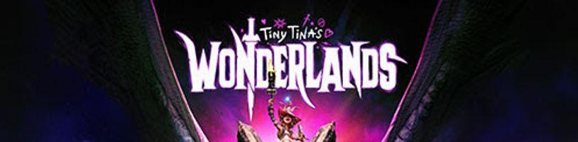 Tiny Tina's Wonderlands: Spin-off Borderlands s draky
