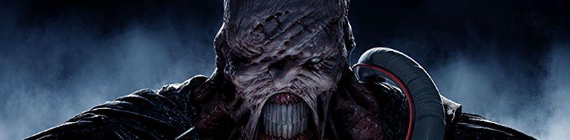 Unikl obal remaku Resident Evil 3: Nemesis