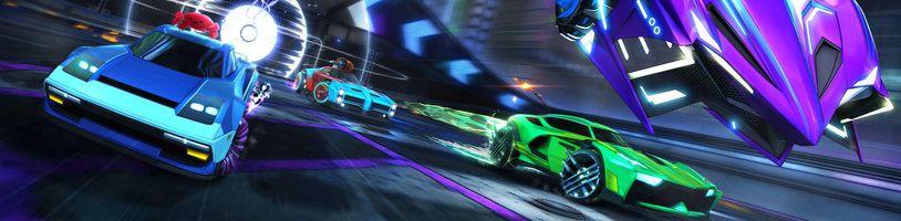 Rocket League se změní na bezplatnou hru už příští týden