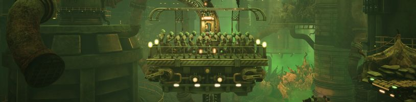 Oddworld: Soulstorm vyjde na Xbox One a Xbox Series X/S