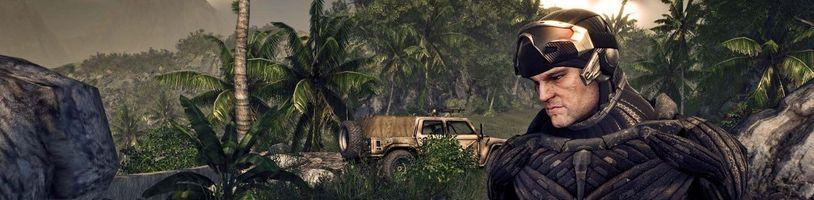 Crysis Remastered zahrne jen původní první díl, žádný Warhead nebo jiné díly série