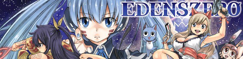 Edens Zero od tvůrce Fairy Tail dostane anime i dvě RPG hry