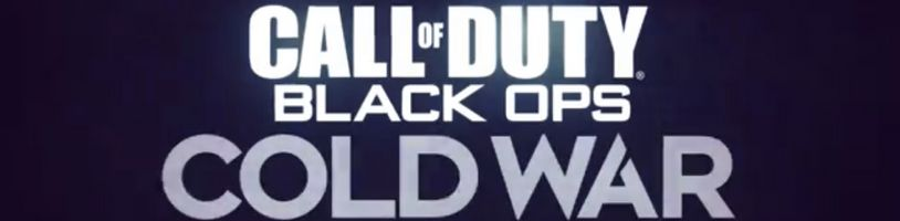 Nové Call of Duty oficiálně s podtitulem Black Ops: Cold War