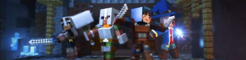 Hry Wasteland 3 a Minecraft Dungeons odloženy