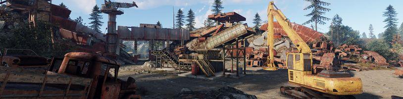 Svět survivalu Rust je krásnější díky nové aktualizaci