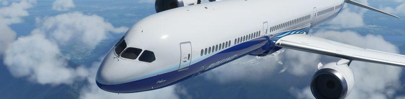 Jak vypadá a funguje Microsoft Flight Simulator na slabém počítači?