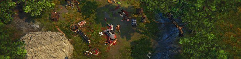 Rustler: Vyzkoušejte si bezplatný prolog středověkého GTA