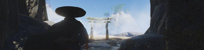 Ghost of Tsushima si na vašem disku vyhradí zhruba 50 GB
