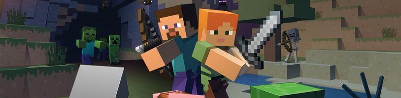 Film ze světa Minecraftu odložen na neurčito