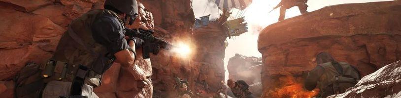 V Call of Duty: Black Ops Cold War budete s dalšími hráči hledat uran