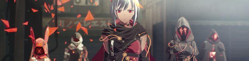 Scarlet Nexus aneb kyberpunk s magií