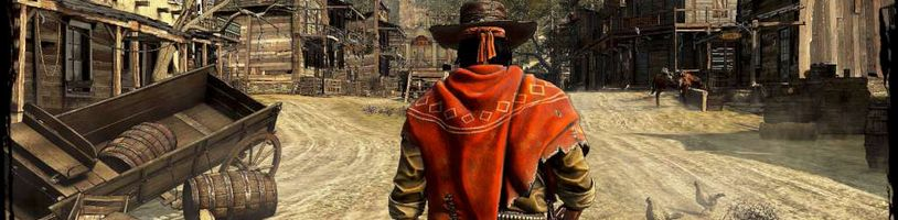 Techland na Switch vydá Call of Juarez: Gunslinger