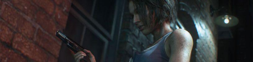 Resident Evil 3 stejně náročný jako remake Resident Evil 2