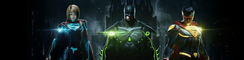 Warner Bros. rozdávají první díl bojovky Injustice zdarma. Blíží se oznámení třetího dílu?