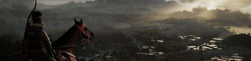 Připomíná se nám samurajská PS4 exkluzivita Ghost of Tsushima