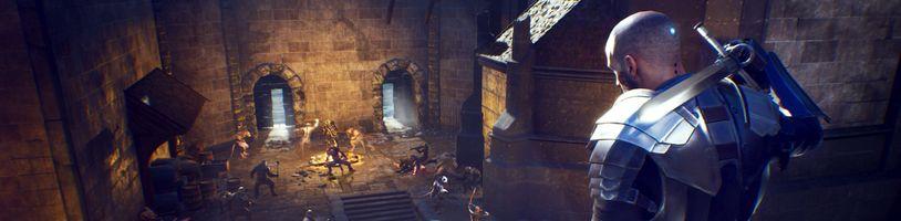 Přes osm minut dlouhý trailer představuje český RPG titul The Last Oricru