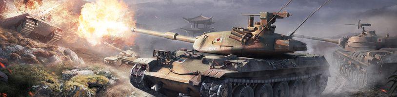 Závodní hry za pár korun, prémiový účet World of Tanks zdarma, Gwent na Androidu, Half-Life jako virtuální učebna