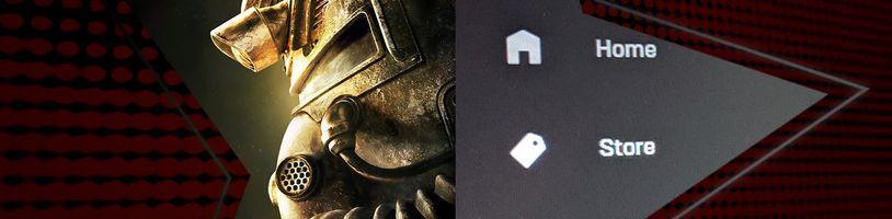 Pád Bethesdy, Epický Epic Games a novinky z The Game Awards