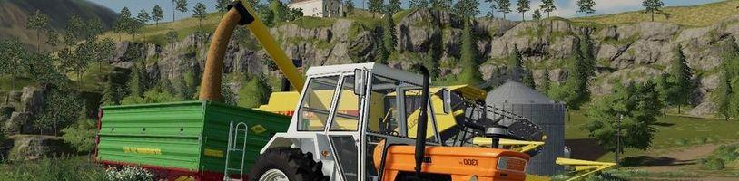 Epic rozdává Farming Simulator 19 a pak 3 další hry
