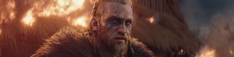 Eivor z Assassin's Creed Valhalla nás v novém CGI traileru učí, jak si vybudovat legendární pověst