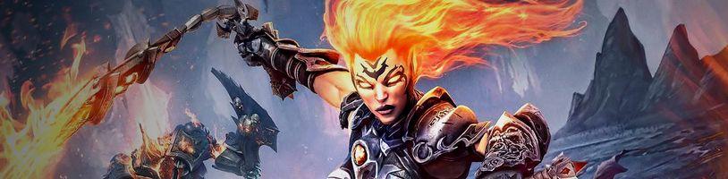 Darksiders III - Vyžeňte hřích ohněm!