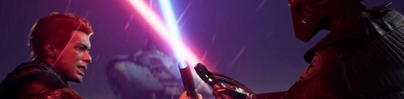 Star Wars Jedi: Fallen Order v novém traileru překvapuje