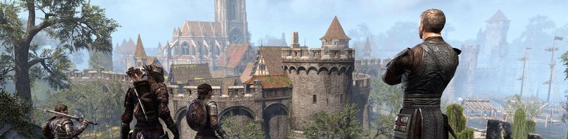 Elder Scrolls Online bude vylepšeno pro PS5 a Xbox Series X|S