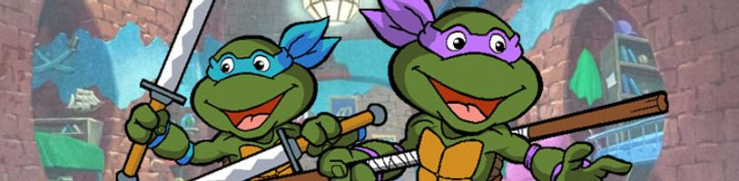 Bojovka Brawlhalla se spojuje s Teenage Mutant Ninja Turtles