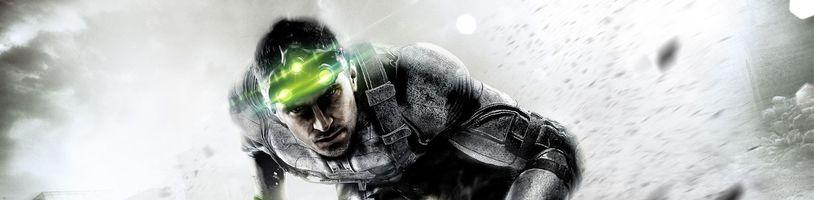 Ubisoft měl dát zelenou znovuzrození série Splinter Cell