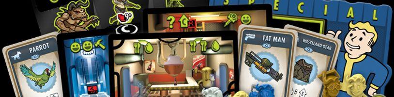 V deskové hře Fallout Shelter budou dva až čtyři hráči bojovat o roli správce vaultu
