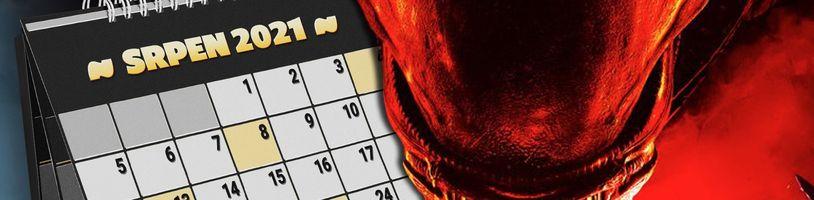 Kalendář hráče: Nejzajímavější hry srpna 2021