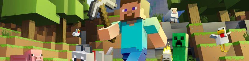 Nový cross-play trailer na Minecraft medzi Xboxom a Nintendom zahanbuje Sony