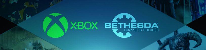 Jak to bude s hrami od Bethesdy poté, co přejde pod křídla Microsoftu?