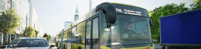 The Bus je simulátor řidiče autobusu nové generace s mapou Berlína 1:1