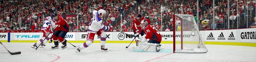 NHL od EA Sports přechází na Frostbite engine, ale...