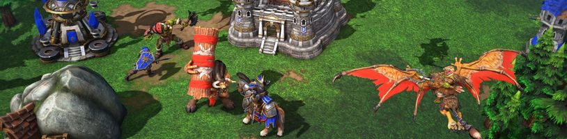První gameplay záběry z Warcraftu 3 Reforged vypadají skvěle