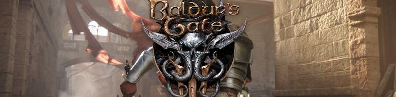 Baldur's Gate 3 už aj v cinematic traileri: Pripravte sa na útok Illithidov!