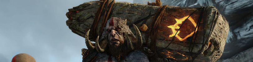 God of War nabídne volitelné souboje s bossy