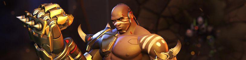Ofensivní jednotka Overwatch brzy získá posilu. Bude jím nový hrdina Doomfist!