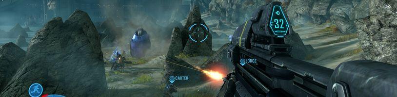 O Halo: Reach je na Steamu obrovský zájem