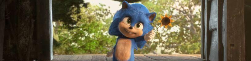 Nepoužitá scéna z filmového Sonica a prvých 8 minút zdarma