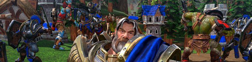 Počítejte s betou Warcraft 3: Reforged