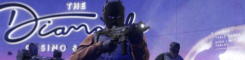 Rockstar se o GTA stále stará a přidává nový Heist
