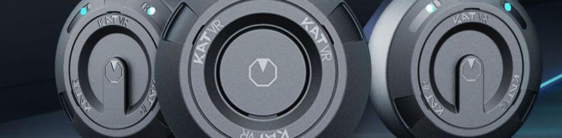 KAT prichádza s vlastným lacným pohybovým systémom pre VR. Peniaze zbiera na kickstarteri