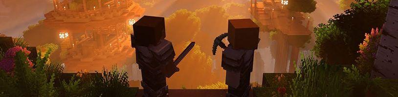 4K grafický balíček pro Minecraft se ruší