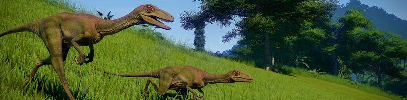 Jurassic World Evolution již brzy dostane zbrusu nové DLC