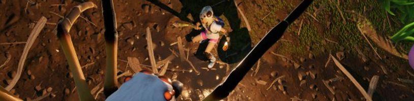 Mravenčí survival Grounded pošlape na Xbox Series X/S jak po másle