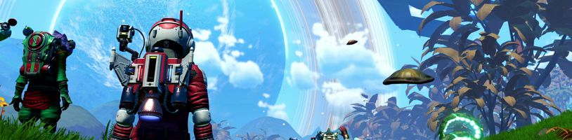 Studio Hello Games nastiňuje nový update pro No Man's Sky