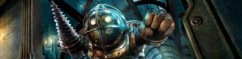 BioShock: Concept art odhaluje, jak vypadá Big Daddy pod helmou