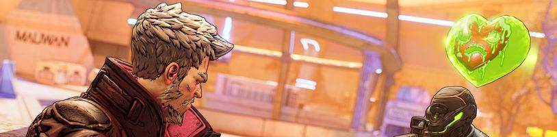 Lákání na nový Battlefield, Borderlands 3 pro next-gen, oslavy Remedy